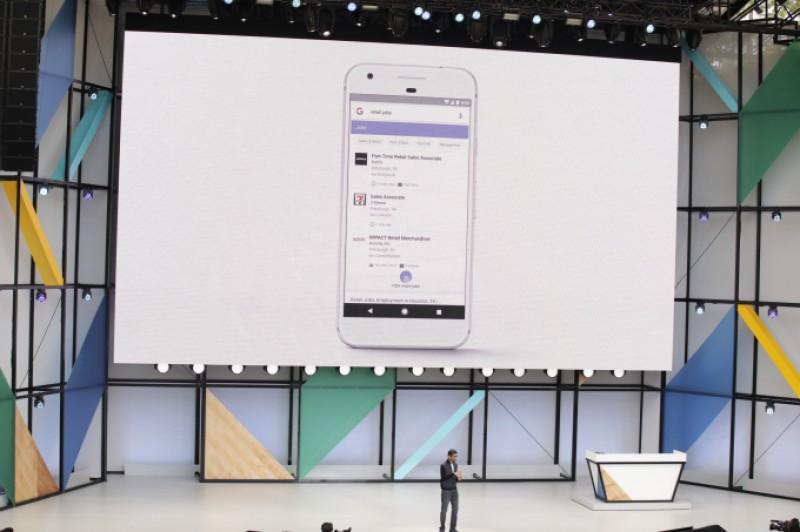 Google ra mắt chuyên trang tìm kiếm việc làm mới
