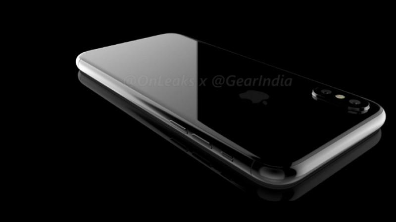 Lần đầu iPhone 8 lộ diện hình ảnh hoàn chỉnh