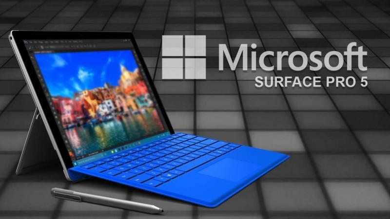 Surface Pro mới với tuổi thọ pin lên đến 13,5 giờ