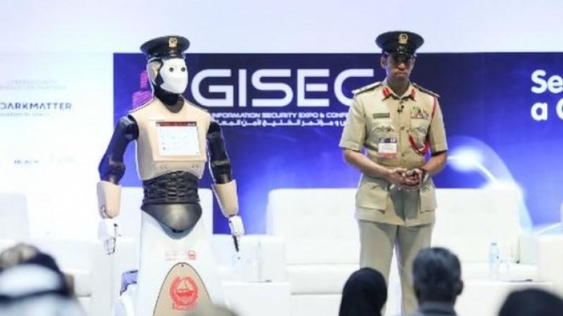 Dubai đưa cảnh sát Robot vào làm nhiệm vụ