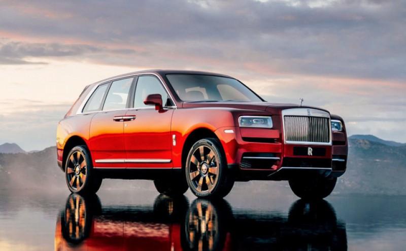 Trình làng tuyệt phẩm mới nhất của Rolls-Royce Cullinan