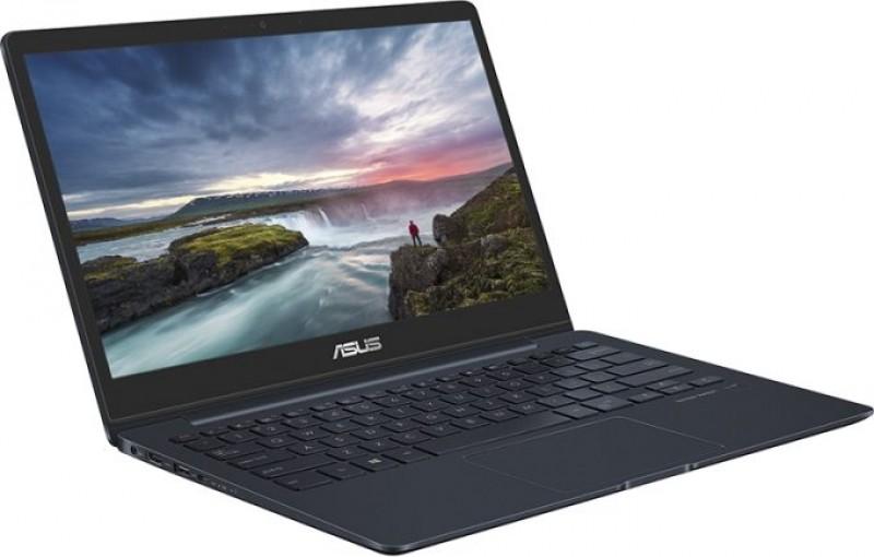 Chiêm ngưỡng laptop siêu mỏng nhẹ tuyệt đẹp Asus ZenBook 13