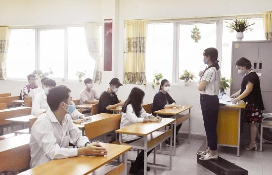 Kỳ thi tốt nghiệp Trung học phổ thông: Đảm bảo quyền lợi tốt nhất cho thí sinh