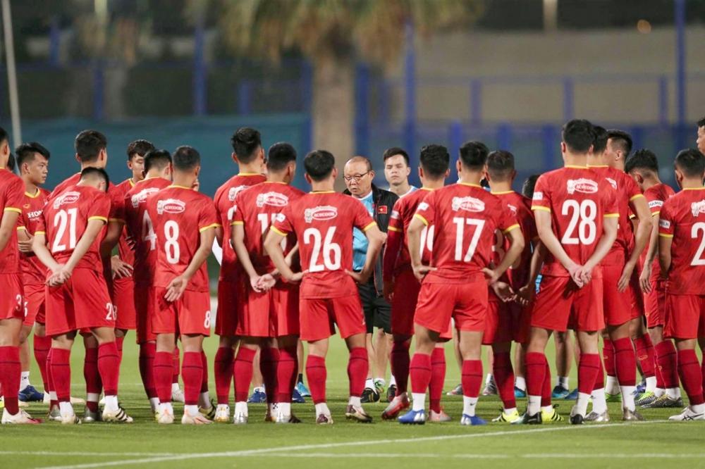 Vòng loại World Cup 2022: Tuyển Việt Nam đã sẵn sàng làm nên kỳ tích