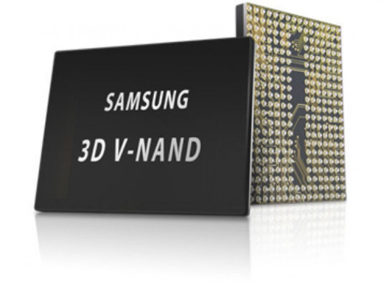 Samsung công bố sản xuất hàng loạt chip NAND 64 lớp