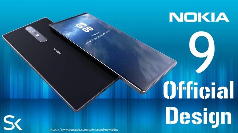 Nokia 9 Renders mới cho thấy camera phía sau 22MP