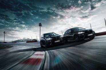 BMW giới thiệu phiên bản mới X5 M và X6 M Black Fire Edition
