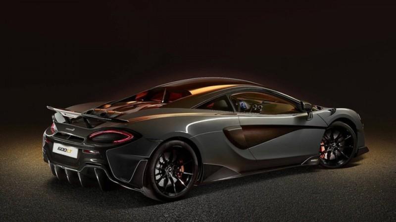 McLaren chính thức trình làng siêu xe 600LT sản xuất giới hạn