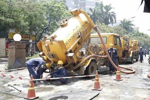 Nguy cơ úng ngập từ các công trình xây dựng