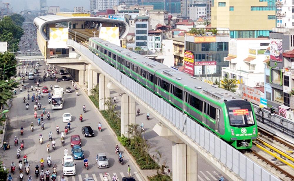 Dự án Đường sắt trên cao tuyến Cát Linh - Hà Đông: Không thể chậm tiến độ mãi