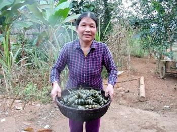 Về Lào Cai thưởng thức bánh Lẳng