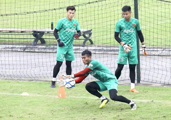 Đội tuyển quốc gia: Nỗi lo tiềm ẩn ở vị trí thủ môn