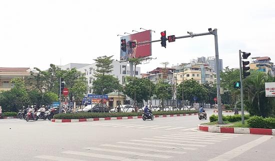 Hiệu quả từ hệ thống camera giám sát giao thông