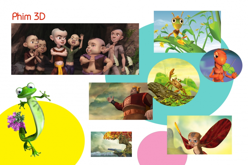 Nỗ lực để người Việt yêu thích phim hoạt hình Việt
