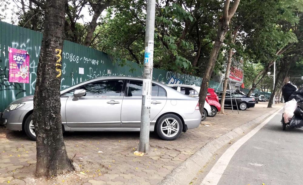 """Giải """"bài toán"""" thiếu bãi đỗ xe, khó thế sao?"""