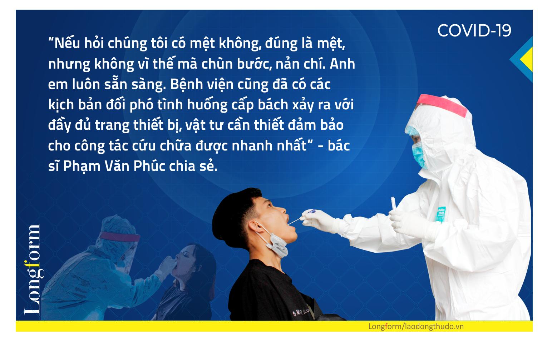 Hà Nội đồng lòng, quyết tâm chống dịch Covid-19