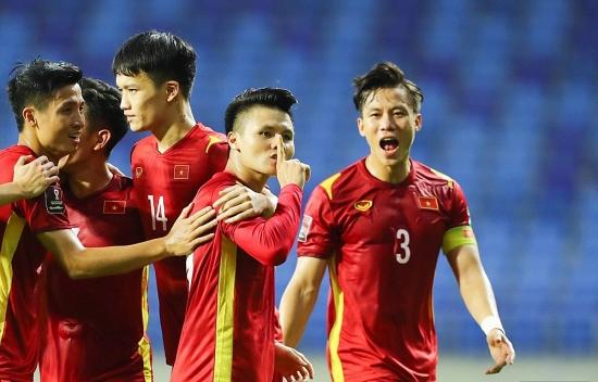 """Vòng loại World Cup 2022 khu vực châu Á: """"Những chiến binh sao vàng"""" viết lên trang sử mới"""