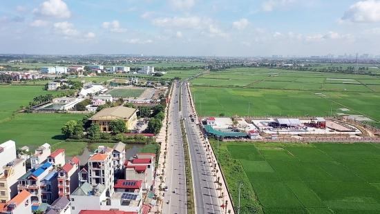 Quận mới của Thủ đô không còn xa