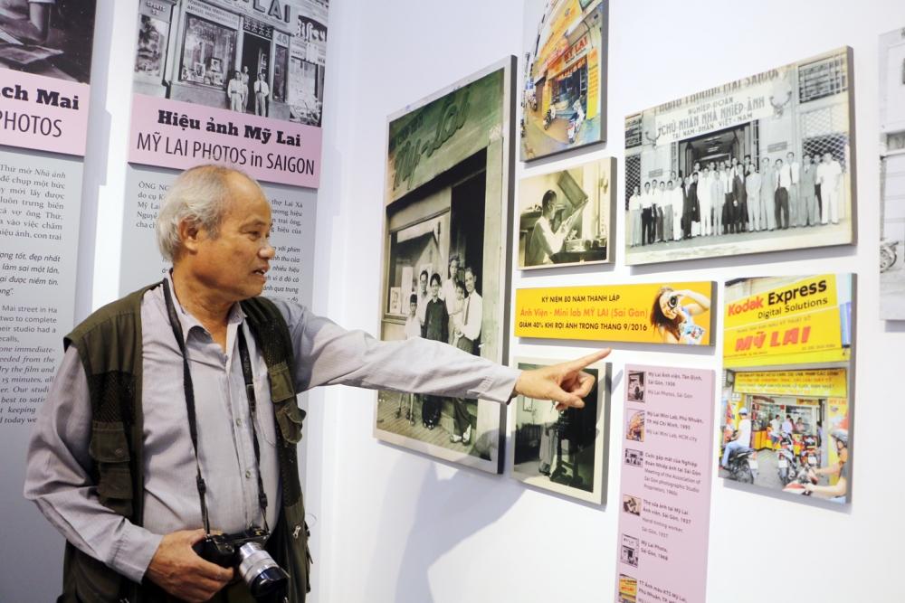 Nơi lưu giữ nghệ thuật nhiếp ảnh Việt Nam