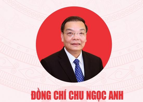 [Infographic] Chân dung Chủ tịch Ủy ban nhân dân thành phố Hà Nội Chu Ngọc Anh