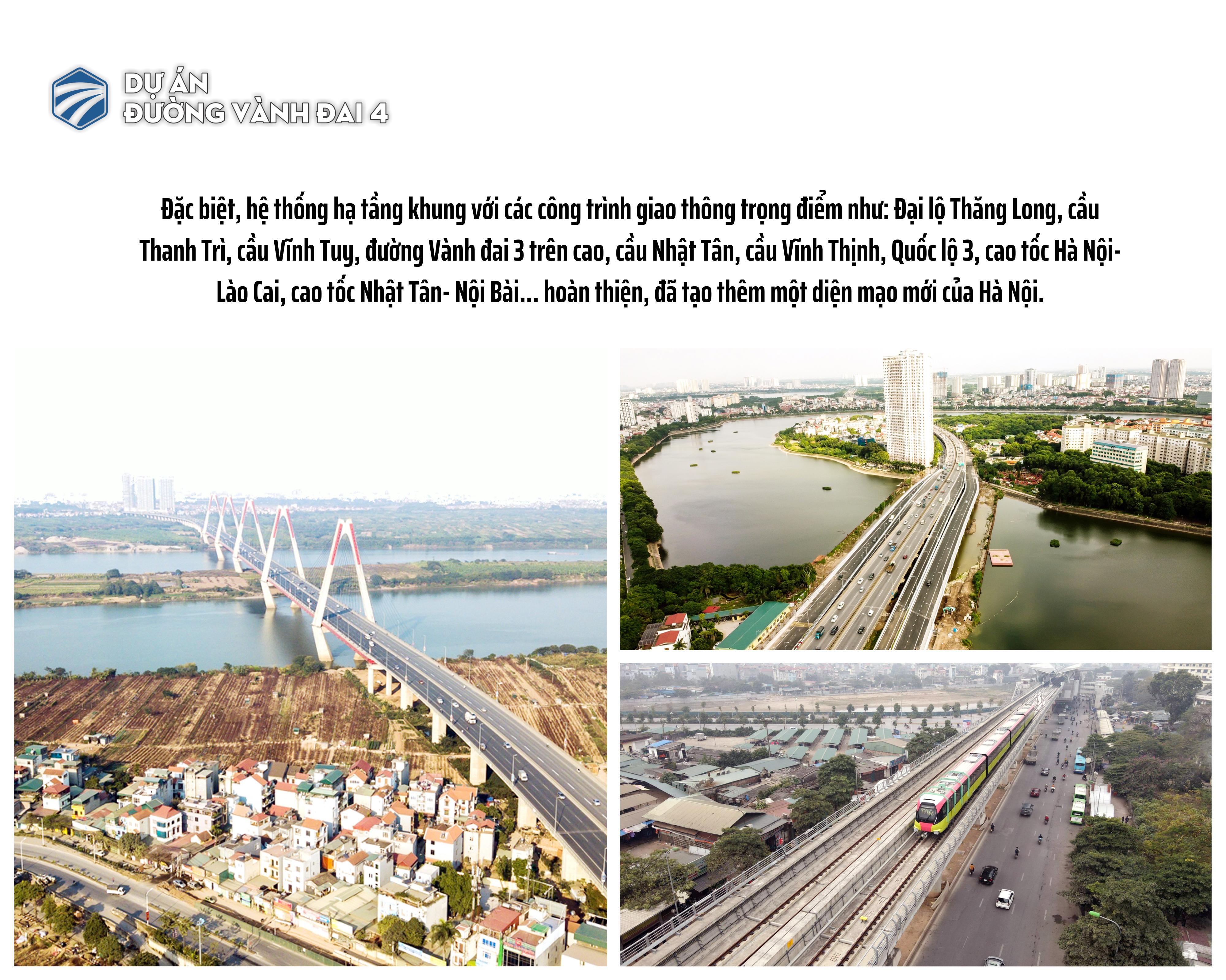 Bài 3: Động lực để Thủ đô phát triển xứng tầm