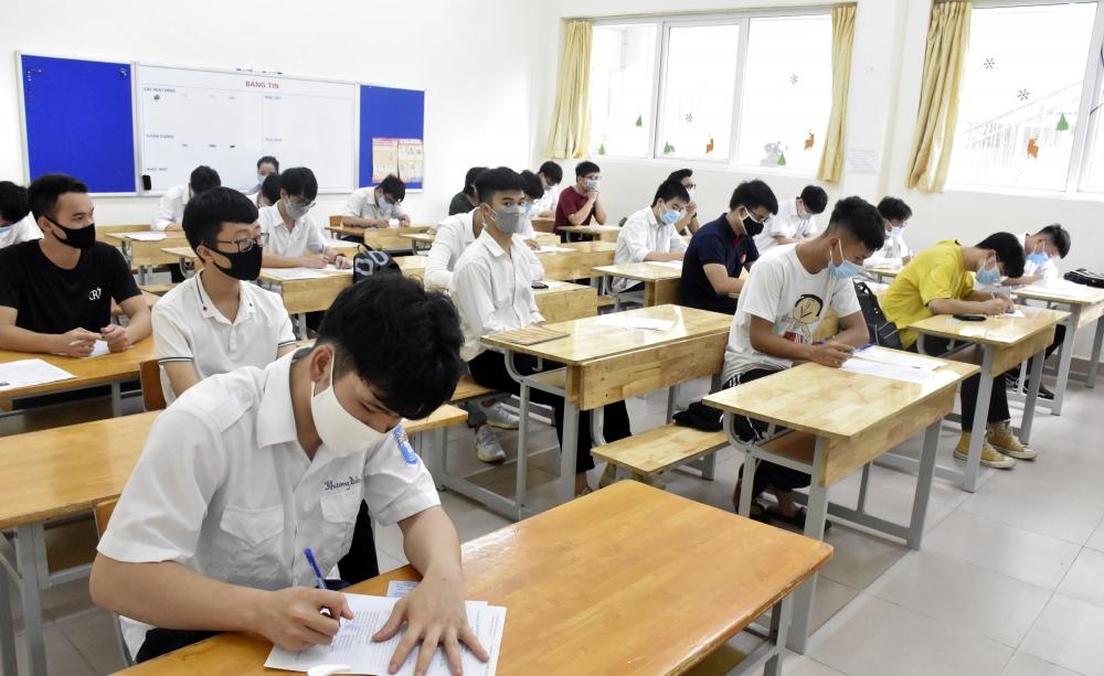 Kỳ thi tốt nghiệp Trung học phổ thông năm 2021: Quyết tâm tổ chức kỳ thi an toàn