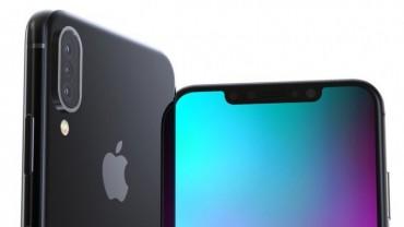 Apple: Siêu phẩm iPhone X Plus sắp tới có 5 camera
