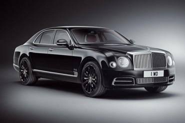 Bentley: Phiên bản đặc biệt Mulsanne W.O Edition - mừng sinh nhật 100 năm thương hiệu
