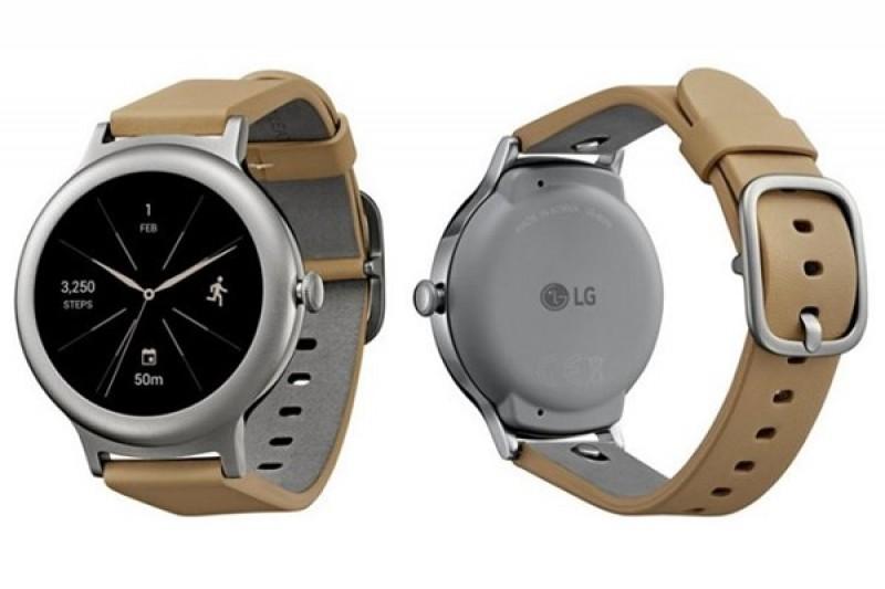 LG sắp ra mắt đồng hồ thông minh thế hệ mới trong tháng 7!