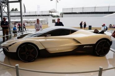 Ấn Độ: Siêu xe Varizani Shul xuất hiện với thiết kế cực ấn tượng