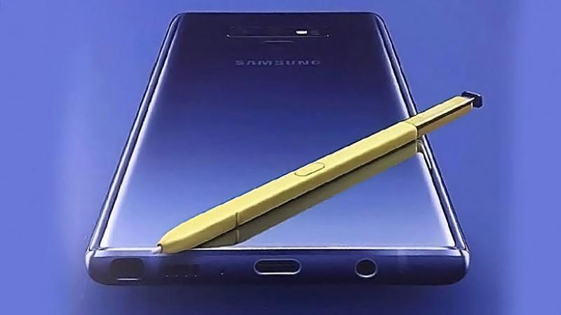 S Pen của Galaxy Note 9: Tính năng và màu sắc được cải tiến mạnh mẽ