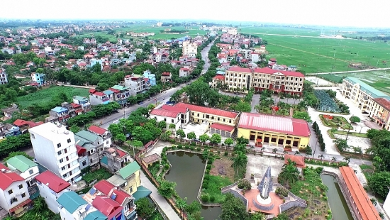 Xây dựng quê hương Thanh Oai giàu đẹp, hiện đại, văn minh