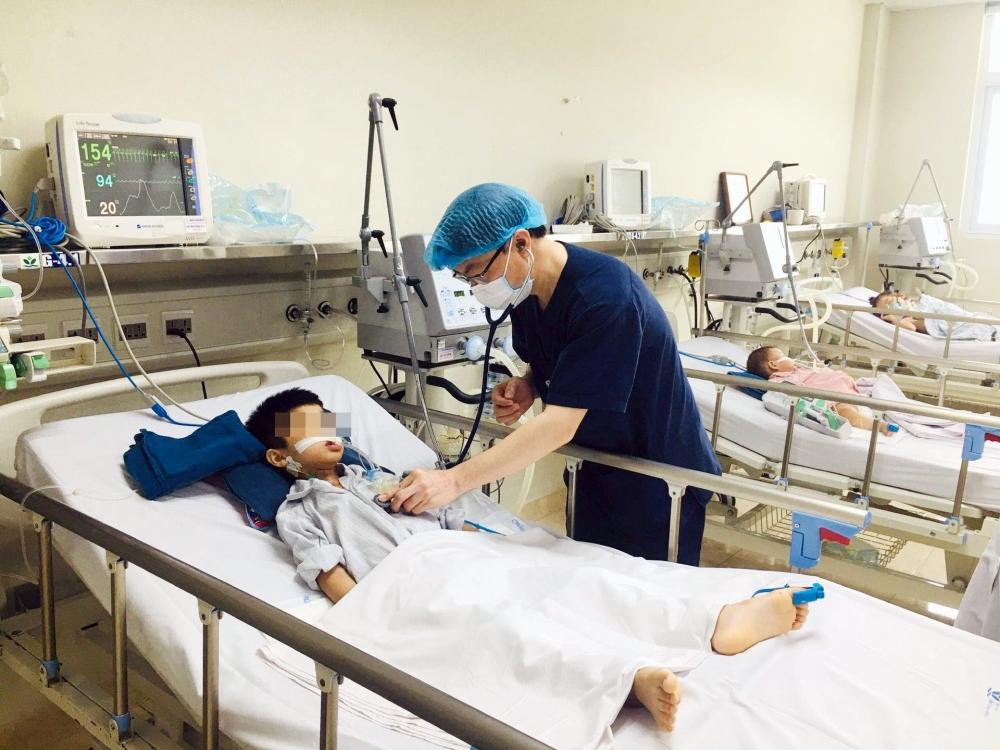 Gia tăng bệnh nhi nhập viện do viêm não Nhật Bản
