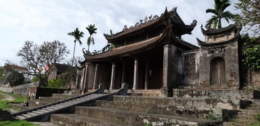 Đình làng nơi giữ hồn văn hóa Việt