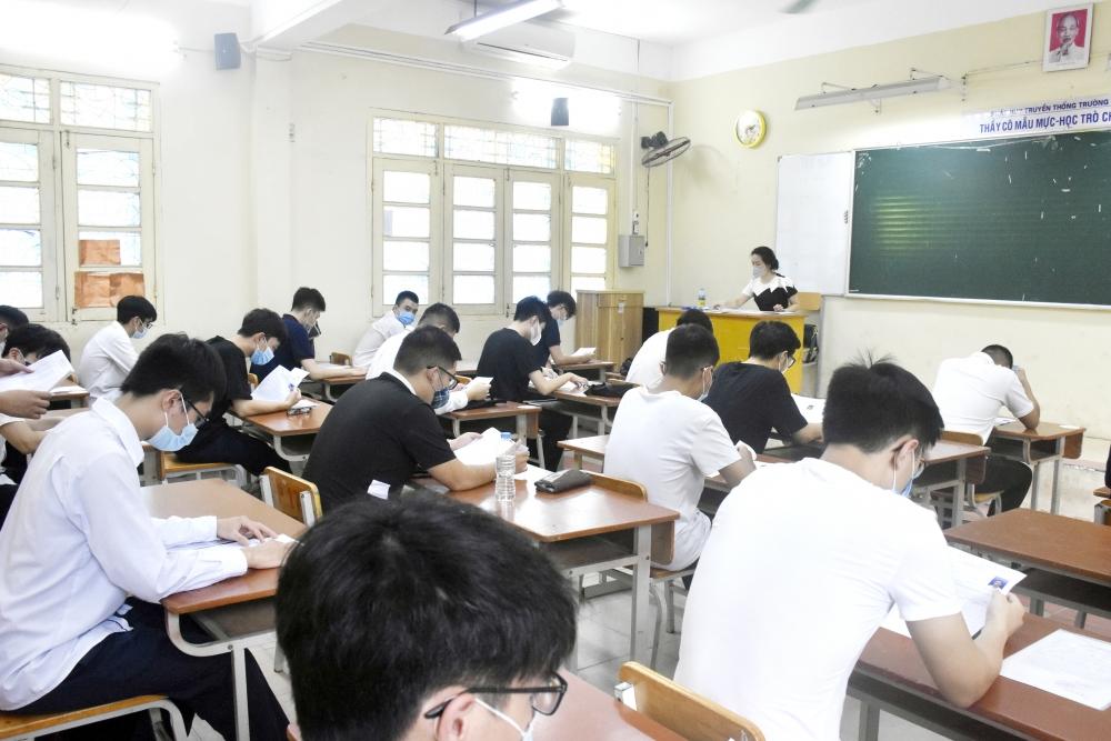 Đảm bảo tuyệt đối an toàn để kỳ thi thành công