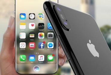 iPhone 8: Camera trước/sau đều có khả năng quay video 4K