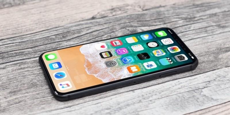 """Lộ diện tính năng cực """"độc"""" trên iPhone 8 mà chưa smartphone nào làm được"""