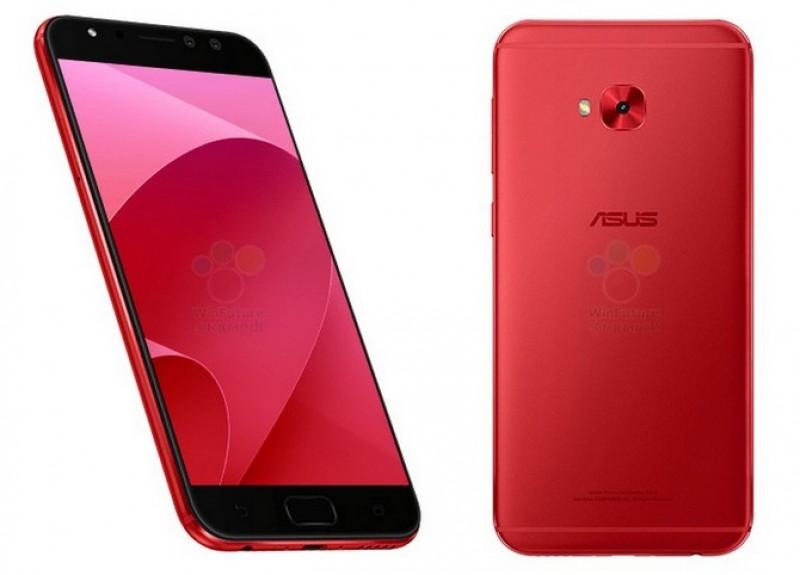 Asus lộ diện bộ đôi Smartphone Selfie đỉnh cao