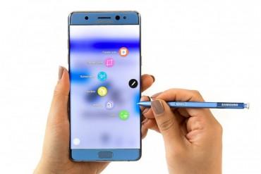 Phiên bản 2 sim của Galaxy Note 8 chỉ dành cho Châu Âu?