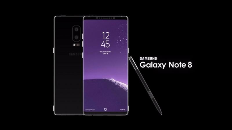 Samsung hé lộ một số tính năng mới của Galaxy Note 8