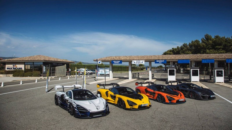 Cách mà khách hàng VIP được McLaren giao siêu xe