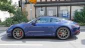 Lộ diện thông tin Porsche  911 sẽ ra mắt trong năm sau