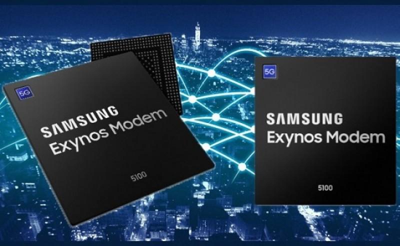 Samsung: Modem Exynos 5100 có tốc download lên đến 6GB/s
