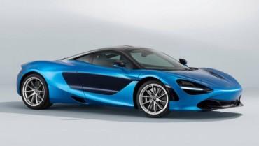 McLaren 720S: Ra mắt 2 phiên bản đặc biệt  Pacific Theme và Track Theme