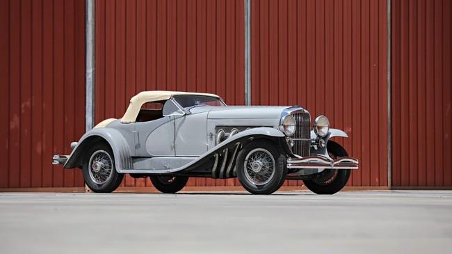 Duesenberg SSJ 1935 là chiếc xe đắt nhất của Mỹ có giá 22 triệu USD