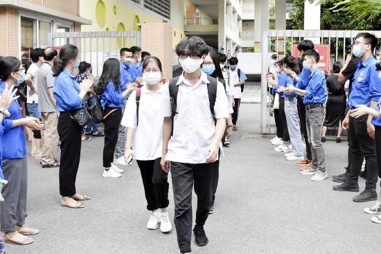 Kỳ thi tốt nghiệp Trung học phổ thông năm 2020: Vừa đảm bảo chống dịch, vừa giữ nghiêm quy chế