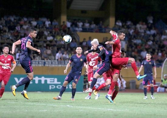 V-League 2020 gặp khó trên đường trở lại