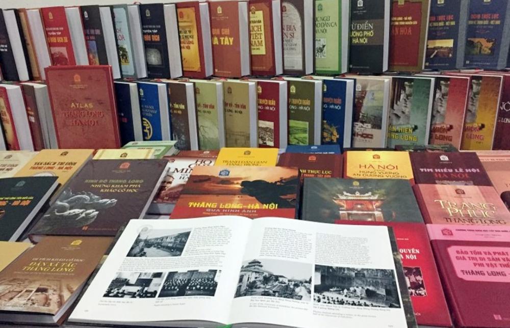 Dấu ấn văn học Hà Nội đương đại