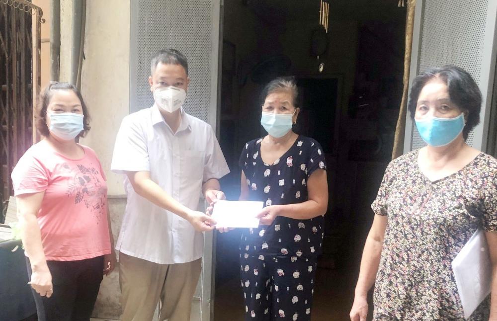Khẩn trương đưa gói hỗ trợ an sinh đến người lao động