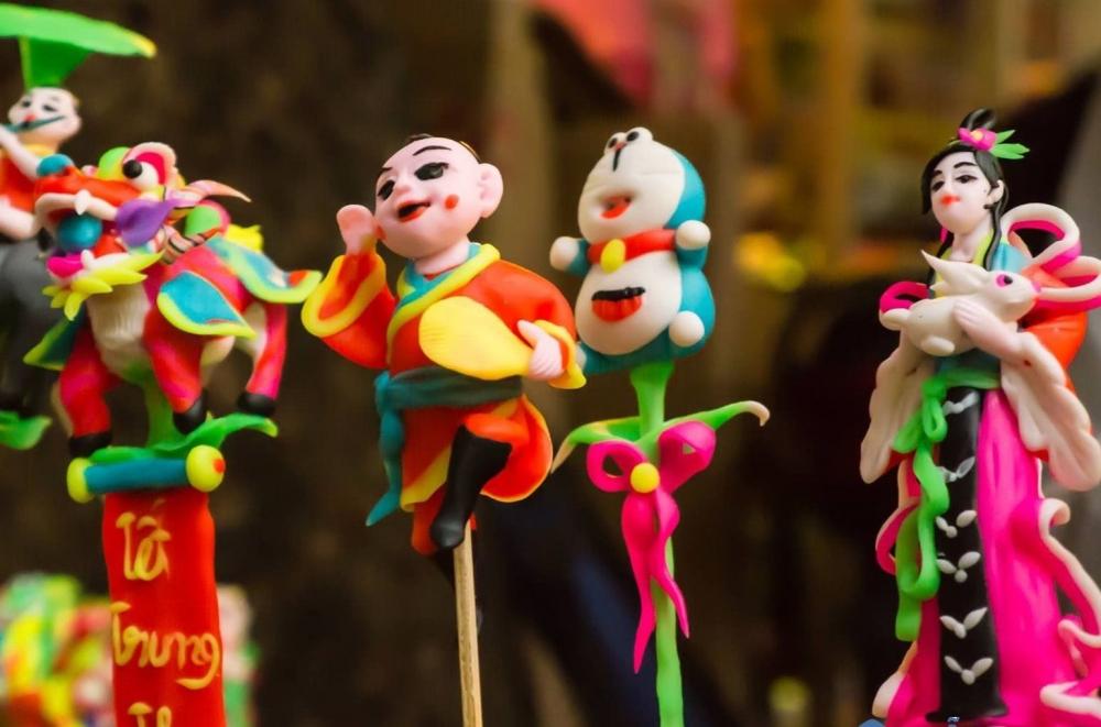Tò he - đồ chơi đậm nét văn hóa dân gian